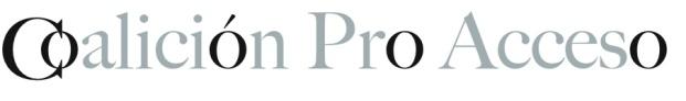 Coalición Pro Acceso